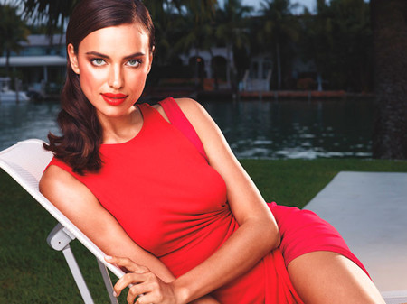 Irina Shayk se convierte en la Embajadora Global de Belleza de Avon