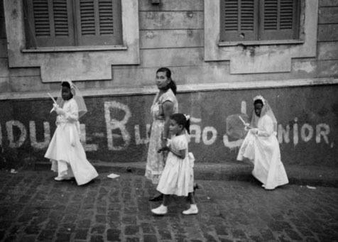 """Foto de Luiz Carlos Barreto: """"Olvida la luz y dispara a las sombras"""" (9/10)"""