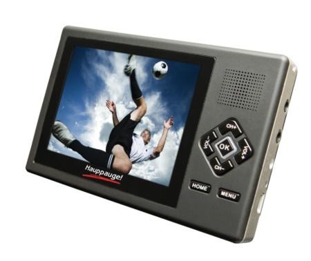 Hauppauge myTV Player, televisor portátil con TDT