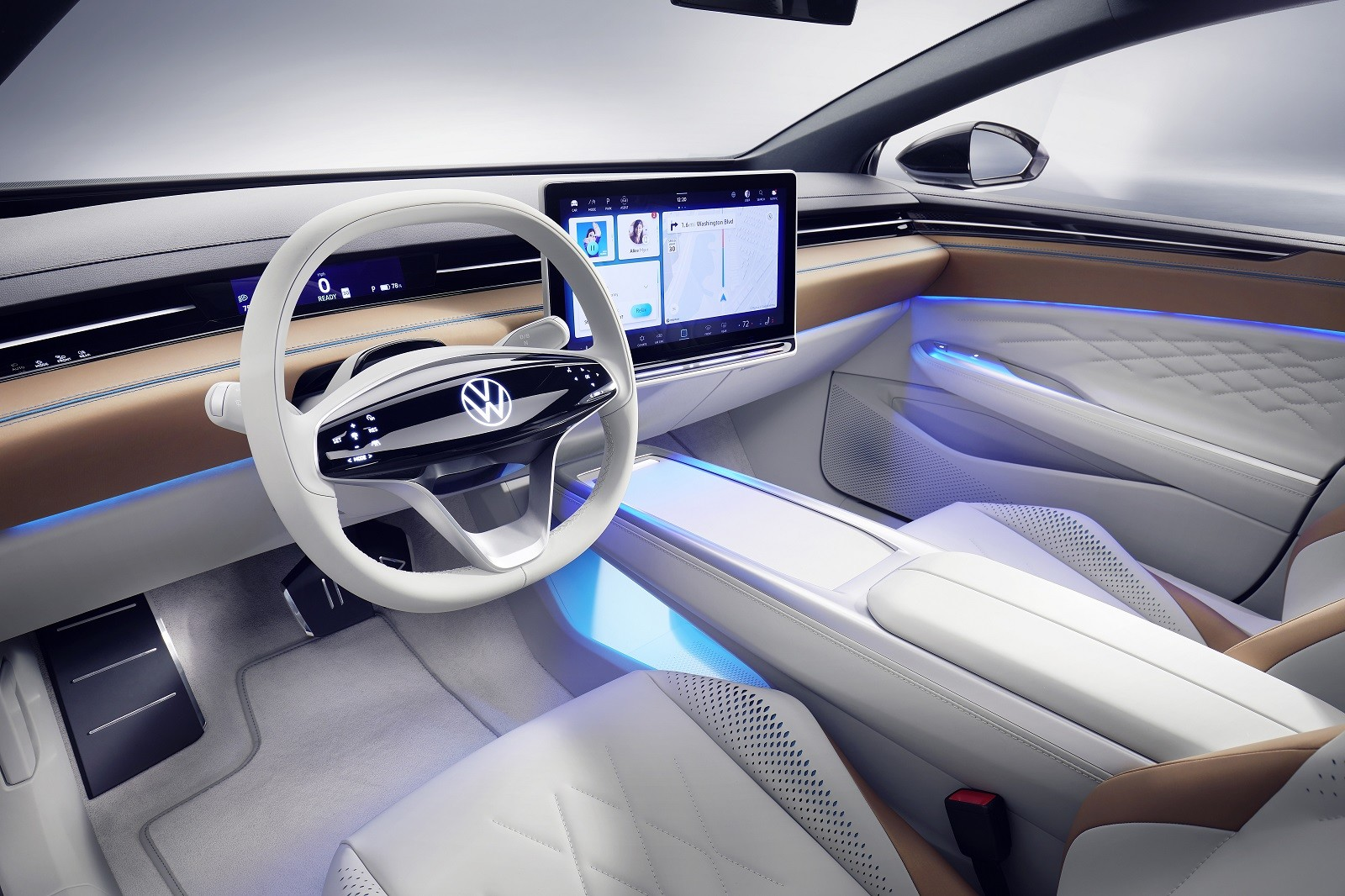 Foto de Volkswagen ID. Space Vizzion Concept (4/32)