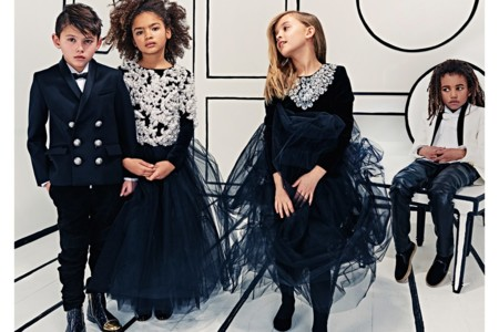 Balmain Kids Collection Oliver Rousteing 6