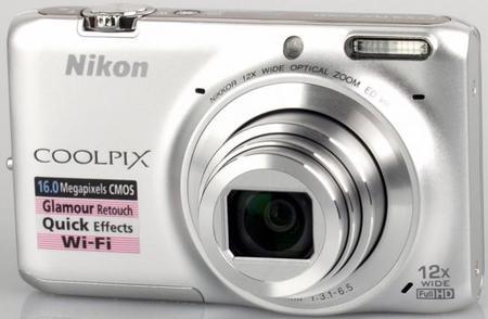Nikon Coolpix S6500