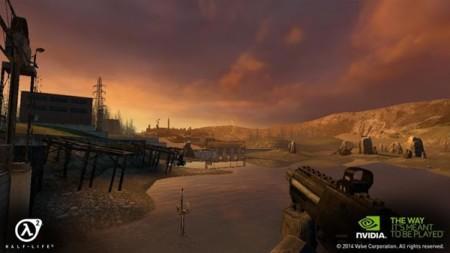 Half-Life 2 y Portal ya disponibles en exclusiva para NVidia Shield