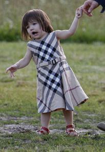 El vestido más mono de Burberry