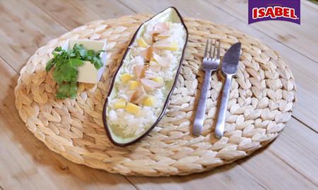 Ensalada de arroz y atún Isabel en escabeche [videoreceta]