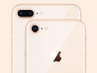 Precios de los iPhone 8 y iPhone 8 Plus a plazos con Yoigo