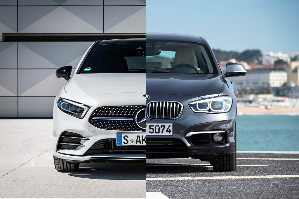 Comparativa Mercedes Clase A vs BMW Serie 1: ¿cuál es mejor para comprar?