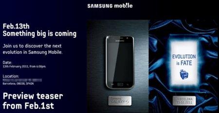 El sucesor del Samsung Galaxy S ya está en camino