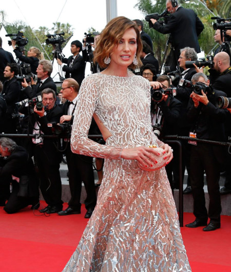 Nieves Álvarez deslumbra en Cannes con un fabuloso Elie Saab