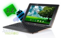 Android Honeycomb 3.2 ya está disponible para el Asus Eee Pad Transformer