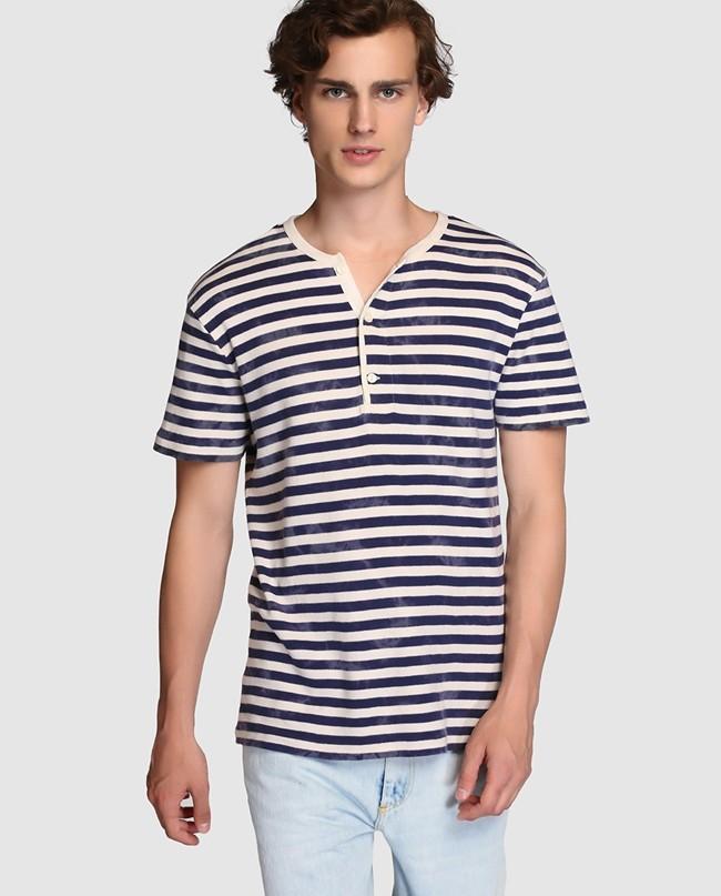 Camiseta A Rayas Ralph Lauren