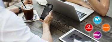 Más gigas ilimitados y 5G: así son las nuevas tarifas de fibra y móvil de Movistar, Vodafone, Orange y Yoigo en 2021