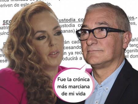 """Rocío Carrasco relata el día que Javier Sardá hizo firmar a Antonio David el convenio por la custodia de sus hijos: """"Quería seguir diciendo que no le dejaba ver a los niños"""""""
