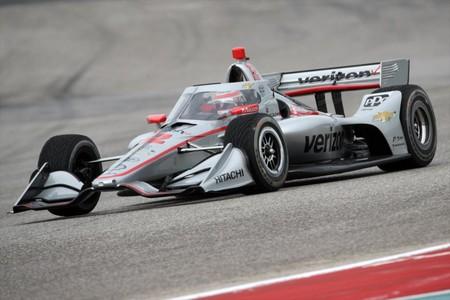 Rossi Austin Indycar 2020