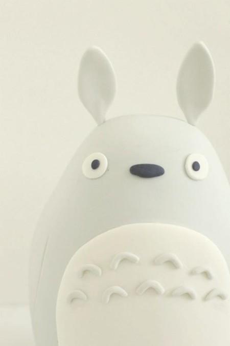 Un Gran Totoro muy
