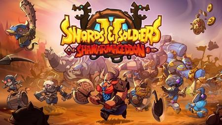 Swords & Soldiers II: Shawarmageddon fija su fecha de lanzamiento en PS4 y PC para noviembre y diciembre en Nintendo Switch