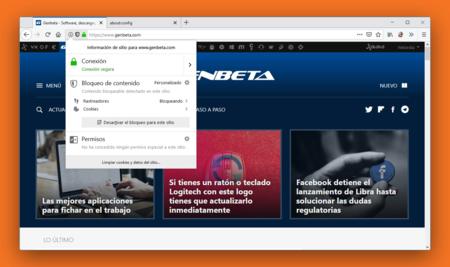 Firefox sigue los pasos de Chrome (un año después) y marcará todos los sitios HTTP como 'no seguros'