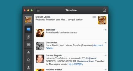 Tweetbot para Mac ya se puede probar gratuitamente en versión alpha pública