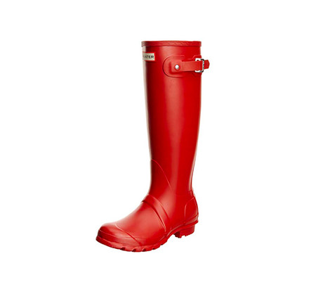 Botas Rojas Hunter