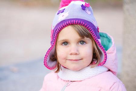 La foto de tu bebé: Adriana en el parque del Retiro