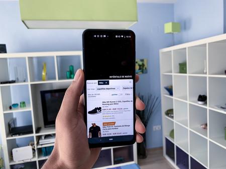 """Amazon presenta StyleSnap: su propio """"Shazam"""" para encontrar ropa a través de la cámara del móvil"""
