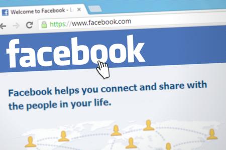 Facebook permitirá conocer y controlar la información personal que recibe de otros sitios web