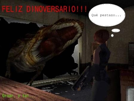10 años de 'Dino Crisis'