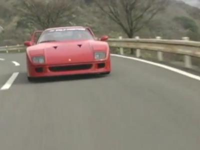 Lo has soñado y Best Motoring lo hizo: Ferrari F40 vs Ruf CTR 'Yellow Bird'