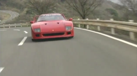 Lo has soñado y Best Motoring lo hizo: Ferrari F40 vs Ruf CTR 'Yellow Bird'