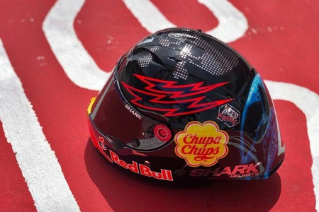 Casco Jorge Lorenzo Motogp Catalunya 2019 3