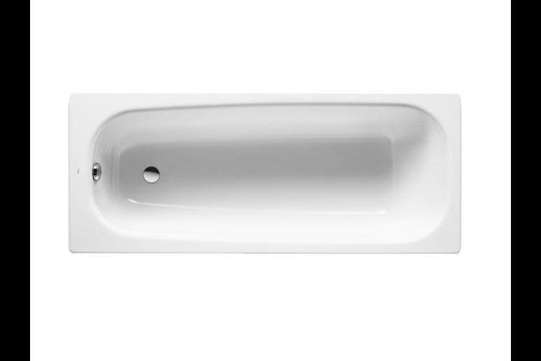 Bañera rectangular ROCA Contesa 100x70x37.2 cm