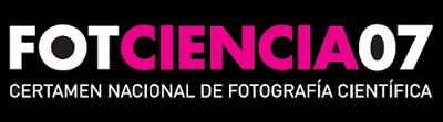 Fotciencia 07, concurso de fotografías científicas