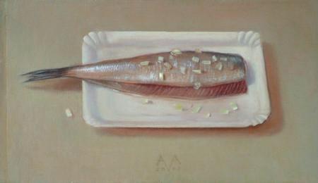 El arte del bodegón gastronómico de Arnout van Albada