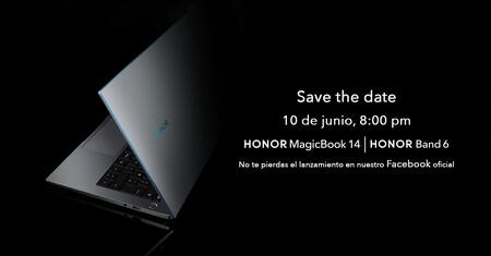 Presentación MagicBook 4 de Honor en México