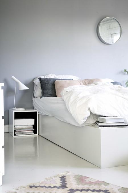 DIY: la estantería Billy puede ser la base de tu cama