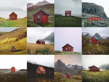 Esa Casa En Islandia