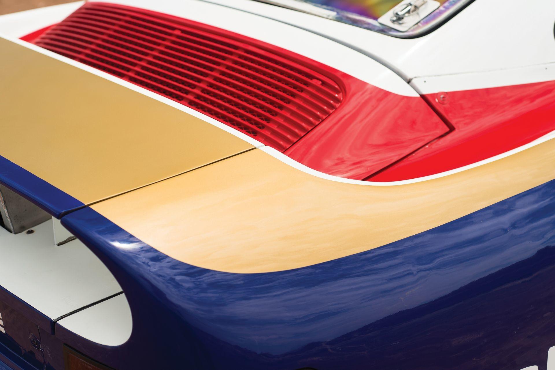 Foto de Porsche 959 Paris-Dakar (20/24)
