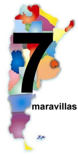 Las 7 maravillas naturales de Argentina son...