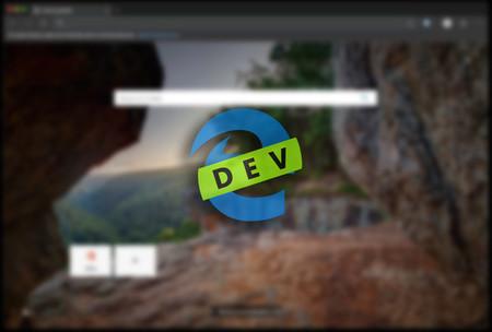 Edge se actualiza de nuevo en el canal Dev mejorando el feedback que ofrecen los usuarios y la gestión de cuentas