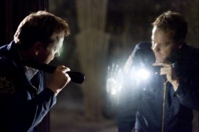 'Mirrors', primera imagen de Kiefer Sutherland en lo nuevo de Alexandre Aja