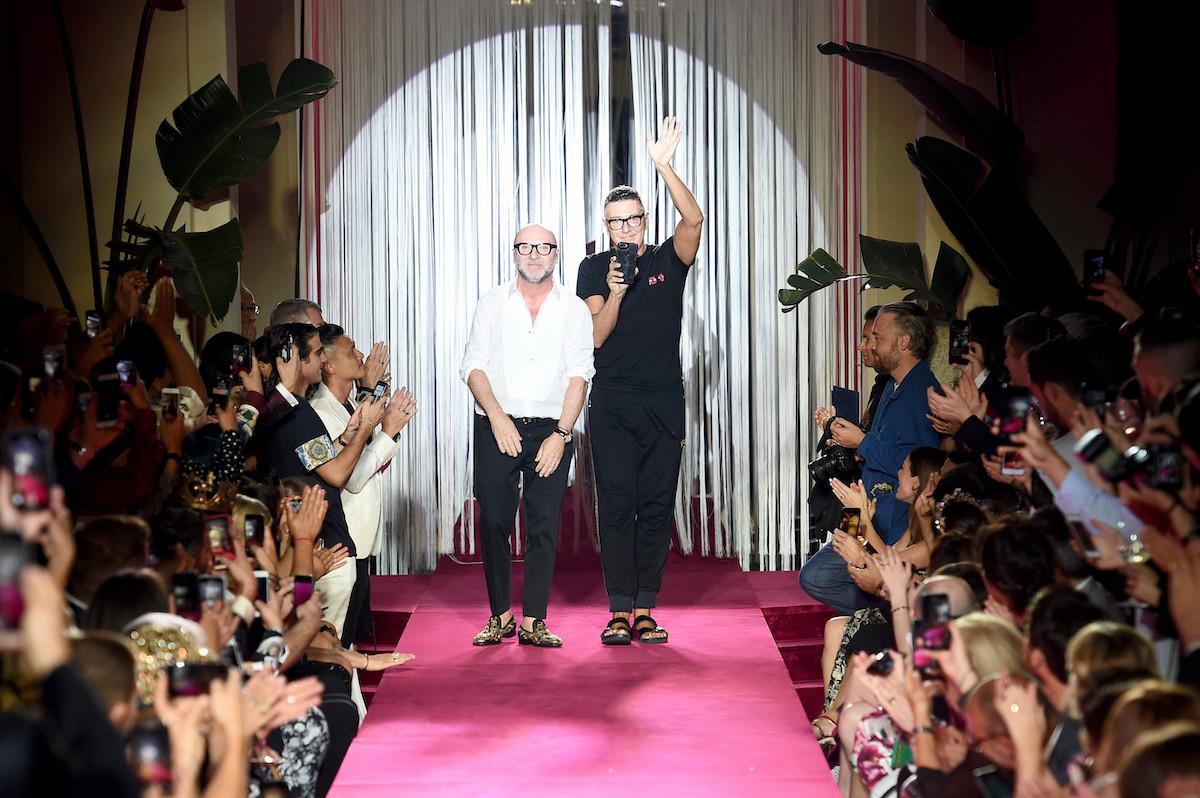 Dolce   Gabbana, absueltos de los cargos por evasión fiscal tras 7 años de  juicios 2682d854b2