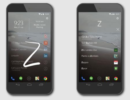 Z Launcher