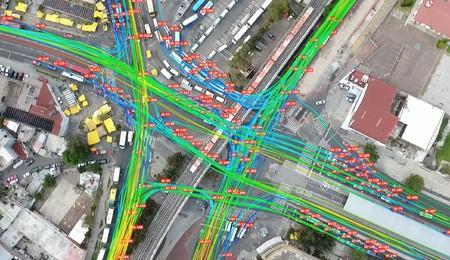 Estos drones sabrán si te has saltado un stop con el coche: así funcionan