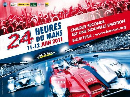 24 horas de Le Mans 2011: ¡comenzamos!