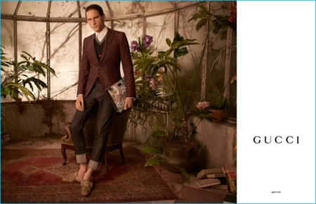 Gucci Tailoring 2016 Fall Winter Campaign 002 800x518