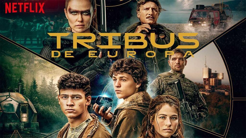 'Tribus de Europa': la serie distópica de Netflix presenta un mundo que no engancha pero tampoco aburre