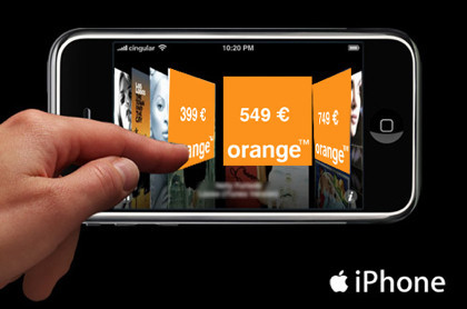 iPhone en Francia ya tiene precios