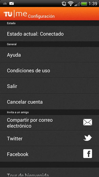 Foto de TU Me para Android (2/16)