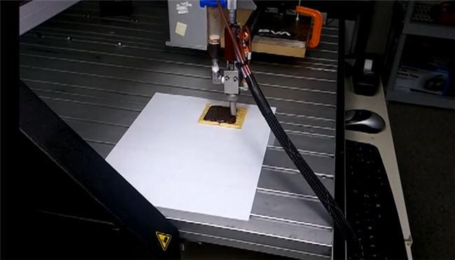 Impresora 3D de pizzas