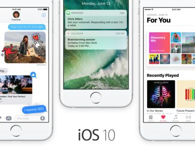 Por fin, iOS 10 te permitirá borrar las apps de stock de Apple que no utilices